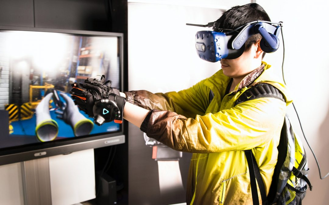 Providing stepping stones to get started with virtual and augmented reality